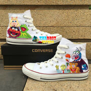 Converse Chuck Taylor All Star The Muppets Tv Series Hand Painted Shoes Zapatos