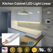 Led Lighting Under Cabinet System Linear Bright Shiny Quality Linear 3000k