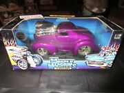 Muscle Machines 41 Willys Coupe 118 Scale Die Cast.