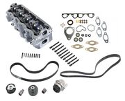 For Vw Tdi Golf Jetta Complete Head Kit With Gaskets Timing Belt Kit Water Pump
