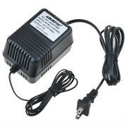 Ac To Ac Adapter For Digitech Pmc10 Jamman Looper Charger Power Supply Cord Psu