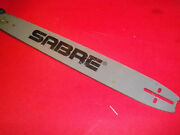 New 18 Sabre 3/8 Chainsaw Bar Fits Echo And Many Brands St-18381 Free Shipping