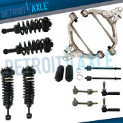 Expedition Navigator 14pc Complete Quick Front And Rear Strut Suspension Kit