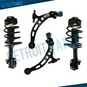 Front Struts Front Lower Control Arm Ball Joints For 1995 1996 Toyota Camry 2.2l