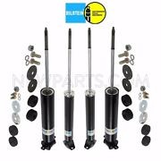 For Mercedes-benz S-class W126 Front And Rear Shock Absorber Kit Bilstein B4