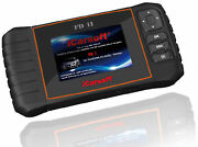 Icarsoft Fdii Obd Tiefendiagnose Passt Bei Ford Tourneo Connect Abs,airbag….