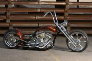 Stealth Chrome Exhaust Pipes Right Side Drive Rsd Big Dog American Ironhorse