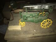 Old Vintage Metal Toy Car Truck And Ship Matchbox More