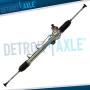 Complete Power Steering Rack And Pinion Assembly For 1984-1987 Chevy Corvette