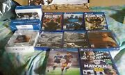 Ps4 500gb Destiny Limited Edition Bundle + 9 New Games + New Camo Controller