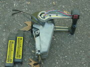 Used Johnson/ Evinrude Omc Dual Top Mount Binnacle Control Box With Ptandt