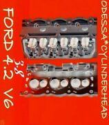 2 Ford Mercury Mustang F150 Truck 3.8 4.2 Ohv Cylinder Heads Castxf2e 99-06