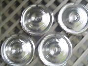 1964 64 Ford Fairlane Falcon Hubcaps Wheel Covers Center Caps Vintage Classic