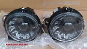 Mit Headlight Lamps M Style White Led Black For Mercedes W463 G-class 2010-2015