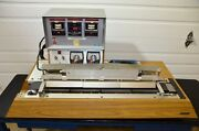 Browne Corporation Model Lr-6 Table Top Linear Reflow Furnace Soldering System
