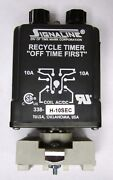 Time Mark Signaline 338 H 10sec 10 Amp Recycle Timer Timing Relay With Base