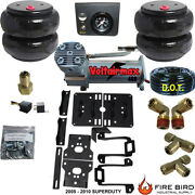 B Chassistech Tow Kit Ford F250 F350 Sd 2005-2010 Compressor And E Push