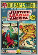 Justice League Of America 115 Dc Comics Vf/nm Condition 100 Page Issue