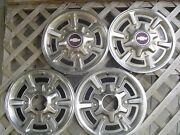 Chevrolet Chevy Pickup 15 In. Truck 4+4 Hubcaps Wheel Covers Wheels Center Caps