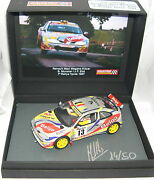 Scalextric Passion Sp009 Renault Maxi Megane 13 7andordm Rallye Ypres And03997 Lted. Ed