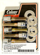 Harley 73-up Sprocket Bolt And Washer Kit Colony 8839-10