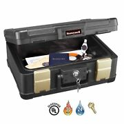 Fireproof Safe Money Document Security Home Portable Jewelry Waterproof Chest S
