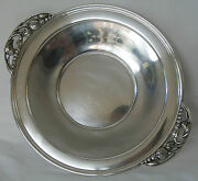 Randahl Shop Sterling Silver Handled Tray Danish Design Arts And Crafts Dish Plate