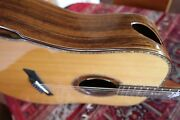 Maestro Rosetta Dreadnought Double-top Ir Dt 6-string With Soundport And Beveled