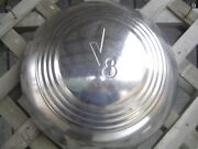 One Ford Super Delux Coupe Sedan Pilot Roadster Pickup Truck Hubcap Wheel Cover
