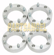 4 2 4x156 Wheel Spacers For Polaris Rzr Xp 1000 Trail 900 S 12mm Stud 4/156
