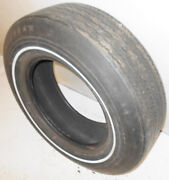 1968 Ford Mustang Mercury Cougar Orig Goodyear Speedway Wide Tread E70-14 Tire