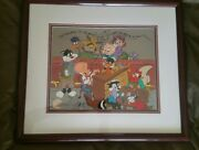 Warner Brothers Chuck Jones Wed Wivver Vahwee Limited Edition Animation Cel