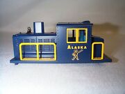 Lionel 6-28423 Alaska Rotary Snowplow Shell Fits Chassis 58 1442 8400 8459 Nos