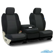 Coverking Neosupreme Front Custom Car Seat Cover For Ford 05-07 F-250 Super Duty