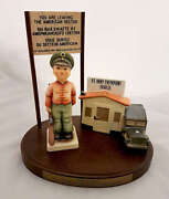 Hummel Berlin Checkpoint Charlie Soldier Figure New/box Limited Edition Hum 332