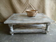 Reclaimed Wood Coffee Table Shabby Chic, Custom Made ,vintage, Rustic, Reclaimed