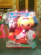 Lalaloopsy Misty Mysterious With Pet And Couch