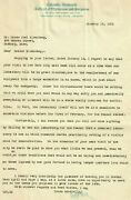 Rare Columbia School Of Dentistry Founder William Gies Signed Tls Mueller Coa