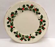 Royal Chelsea Noel 8-1/4 Salad Plate Best More Availabe