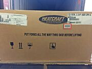 Overstock Heatcraft Outdoor Cond. Unit Hp 460/3ph R404low Temp Moz035l64n Scroll