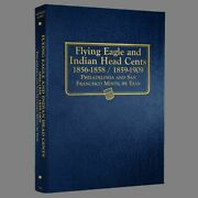 Whitman Us Flying Eagle/indian Head Cent Coin Album 1856-1909 9111