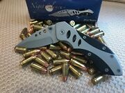 Nib 8 Frost Cutlery Tactical Pocket Knives Lock-back Blade Different Styles