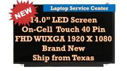 Compatible Lp140wf5 Sp K1 In-cell Touch Screen 14 Fhd Led Ips For Lenovo T460