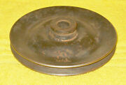 1965 1966 1967 1968 69 Ford Mustang Cougar 289 390 428 A/c Power Steering Pulley