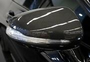 Mercedes-benz Oem Carbon Fiber Side Mirror Covers C217 S Class Coupe Convertible