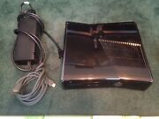 Xbox 360 Slim With Accessories And Games