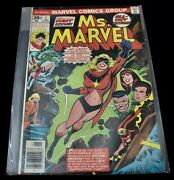 Marvel Package Of Ms. Marvel Comic Books 1-14 And 16-22