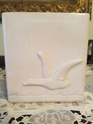 Frankoma Pottery Geese Duck Country planter