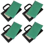 4-pack Air Filter Cartridge + Pre-cleaner For Briggs And Stratton 40 44 Engines