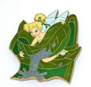 Tinker Bell Le 100 Disney Pin ✿ Tink Fairy Friends Puzzle Interlocking New Rare